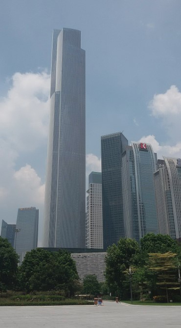 Guangzhou-CTF-Finance-Centre