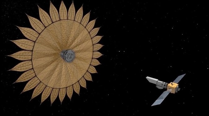 NASA Planned to Build a Starshade for Hunting Alien Planets