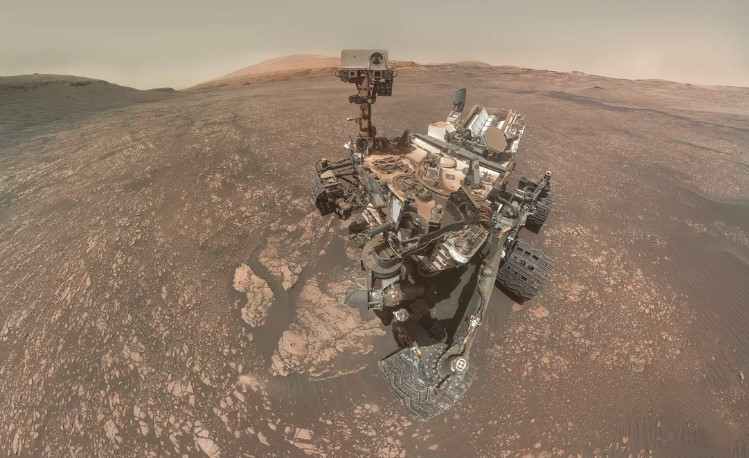 NASA Curiosity Rover Discovered Methane on Mars