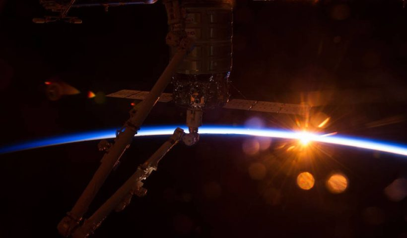 NASA Is Opening International Space Station to New Commercial Opportunities