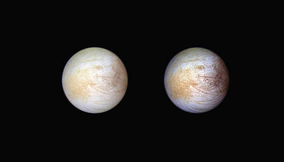 It Was Found Table Salt Compound on Jupiter Moon Europa