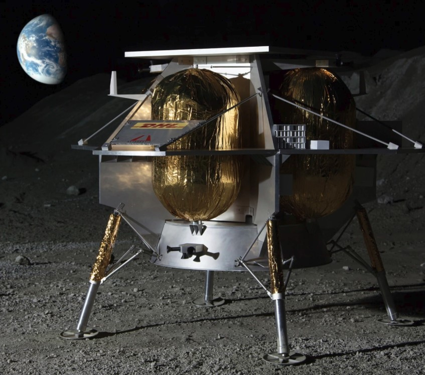 Meet the First Private Moon Lander That Will Be Made in India