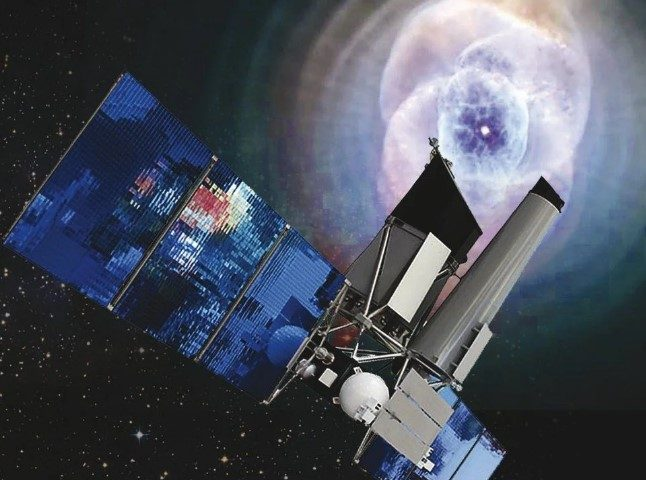 Russia Launched a Space Telescope Called Spektr-RG