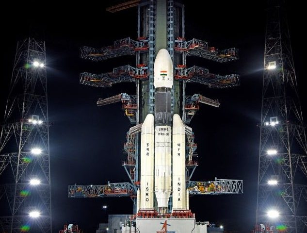 India Launch Chandrayaan-2 Moon Mission on July 22