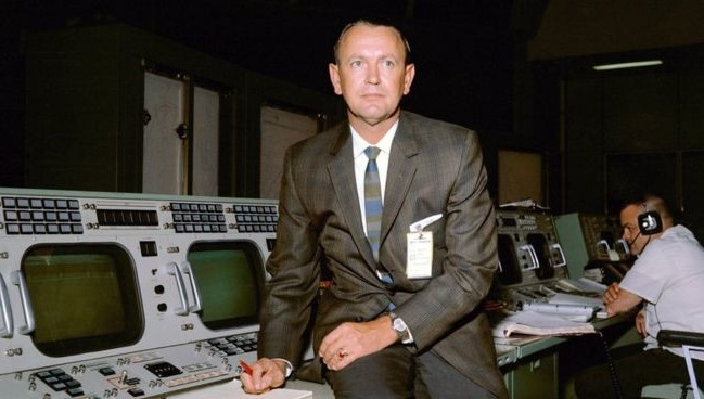 Chris Kraft Apollo 11 Director Died After the Anniversary