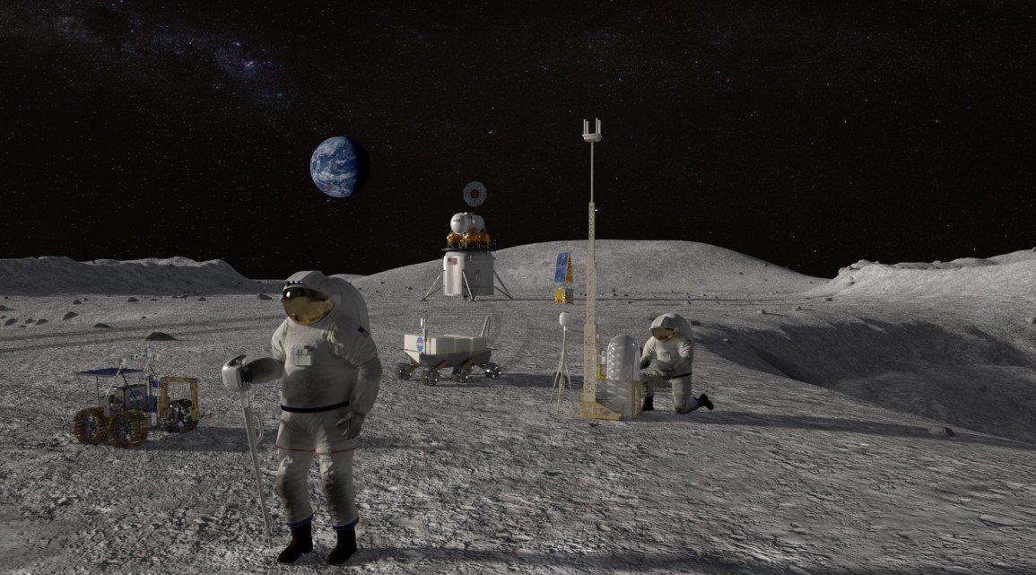 Facts About Moon Landing Program Artemis