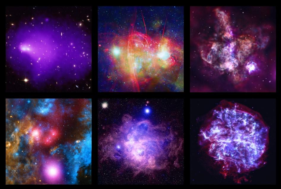 NASA Celebrated 20th Anniversary of X-Ray Observatory