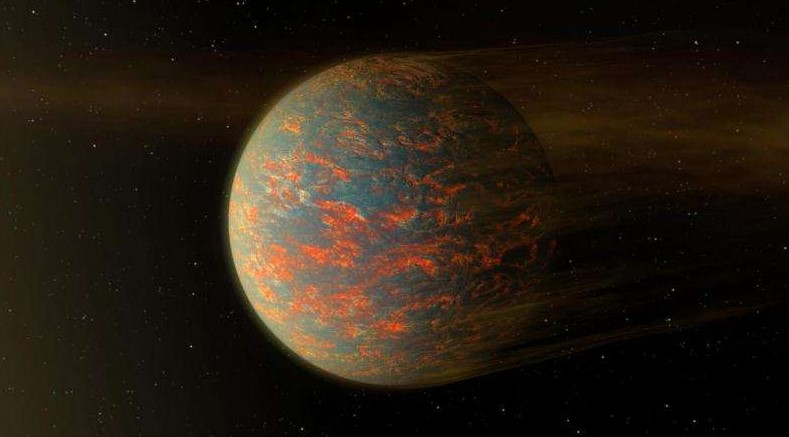 Astronomers Have Discovered Rocky Exoplanet Named LTT 1445Ab