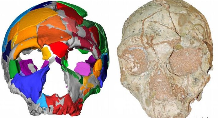Researchers Have Found Oldest Human Remains in Greece