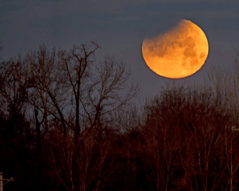 Partial Lunar Eclipse Is Going to Happen on July 16-17
