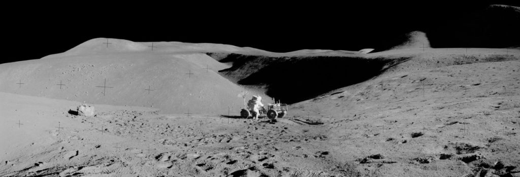 NASA Releases Panoramas Pictures of Apollo Missions 50th Anniversary