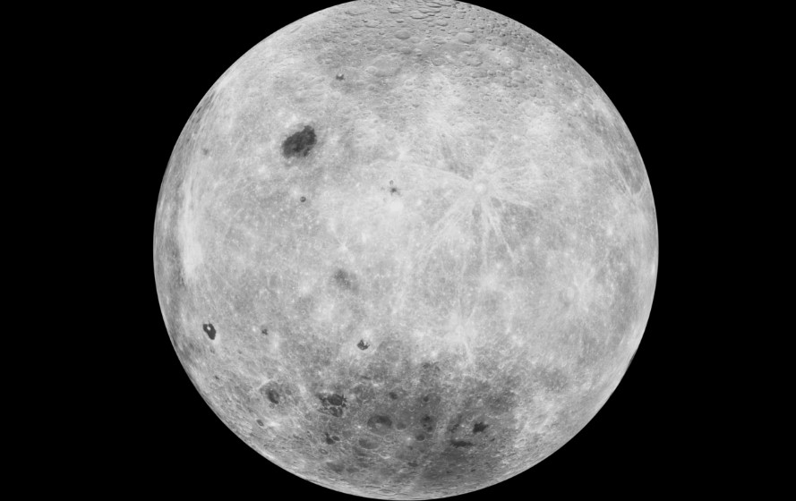 What Is the Largest Crater On Earth's Moon?