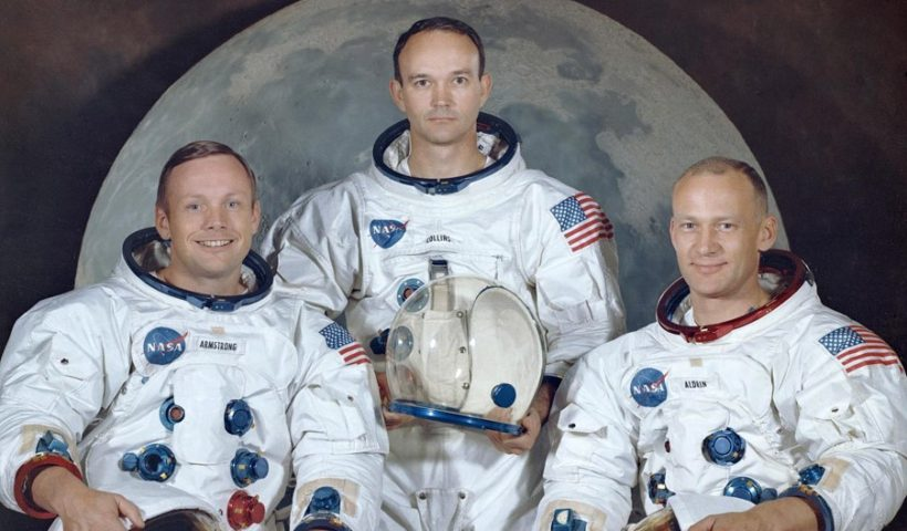 Meet the Photos of Mission Apollo 11 - First Humans on the Moon