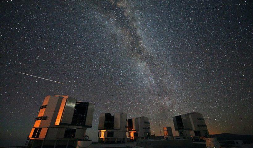 Perseid Meteor Shower Was Happened on August 11-13