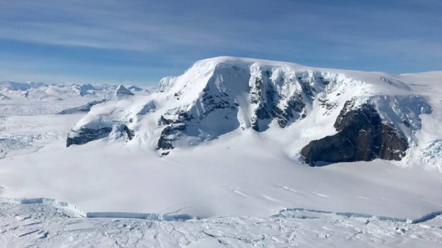 Researchers Discovered Interstellar Dust Discovered in Antarctica