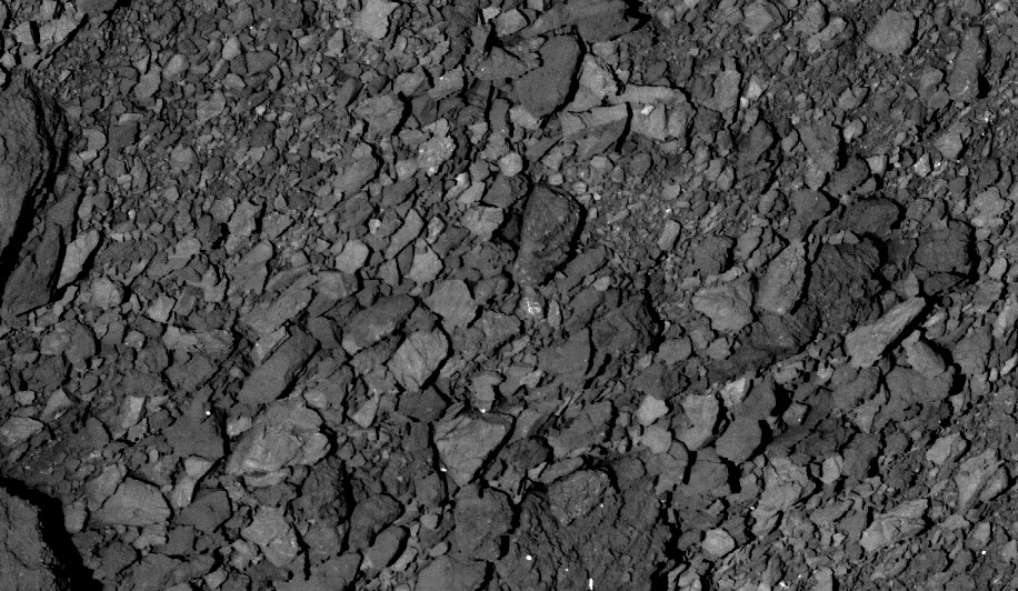 Asteroid Bennu Features New Name as Mythical Birds