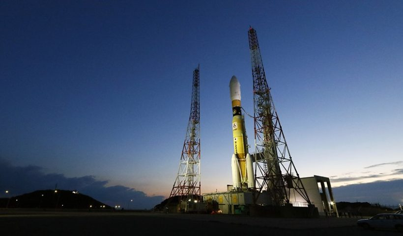 Japanese Rocket Launches Cargo and Crew This Week