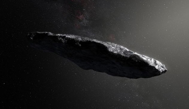 Astronomers Continue to Study the Weird Object Oumuamua