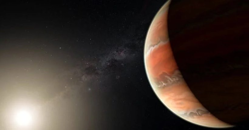 New Exoplanet Was Discovered That Is Three Times Mass of Jupiter