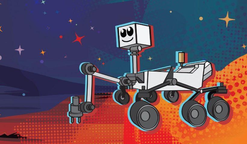 NASA Declared a Contest to Name Next 2020 Mars Rover