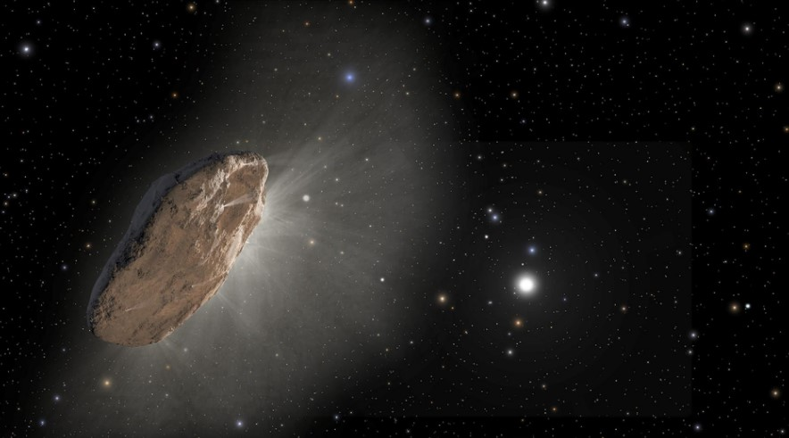 Amateur Astronomer Has Discovered a Strange Comet