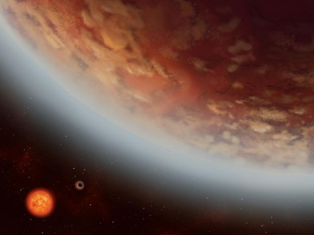 Scientists Discovered Water Vapor and Liquid Water in Exoplanet