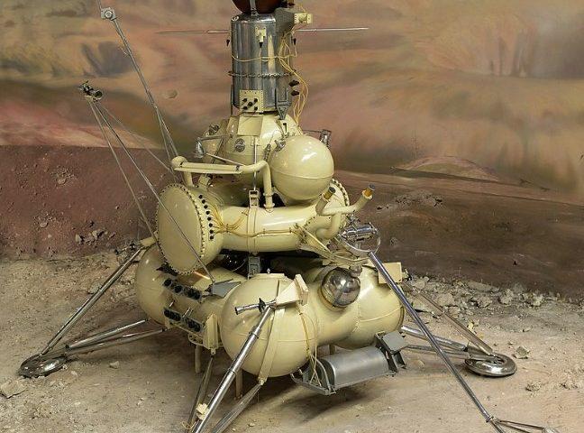 On September 20, 1970 Luna 16 Landed on the Moon