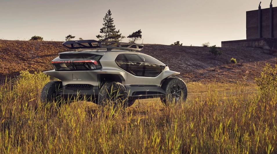 Audi Is introducing Its New Concept Car Audi AI 2019
