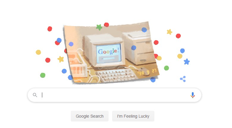 Google's Birthday- The Search Giant Marks Its 21st Birthday