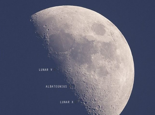Quarter Moon Is Coming Soon in October 5