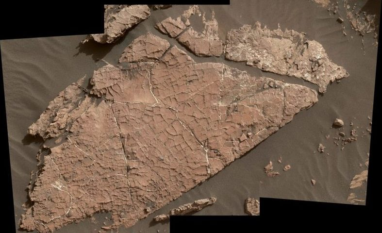 Curiosity Rover Finds an Ancient Oasis on Mars