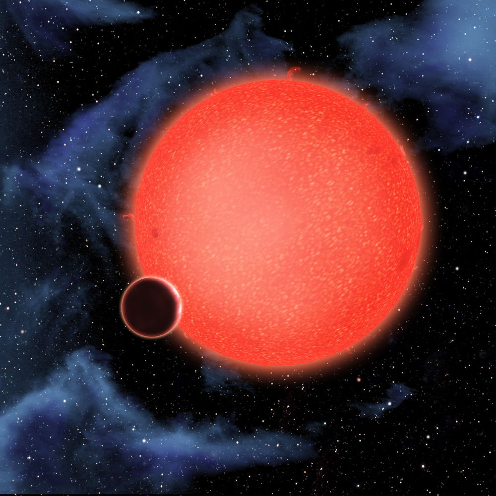 alien planet To find ross 128 b, the team had to sift through more than 10 years' worth of data from a chile-based instrument called the high accuracy radial velocity planet.