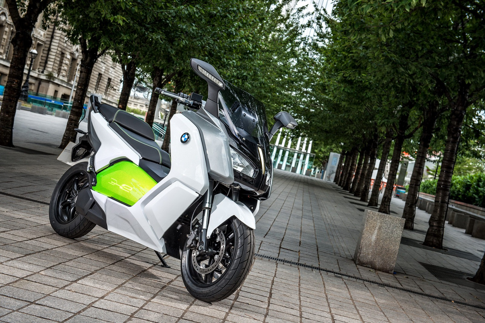 Electric Scooter Prototype