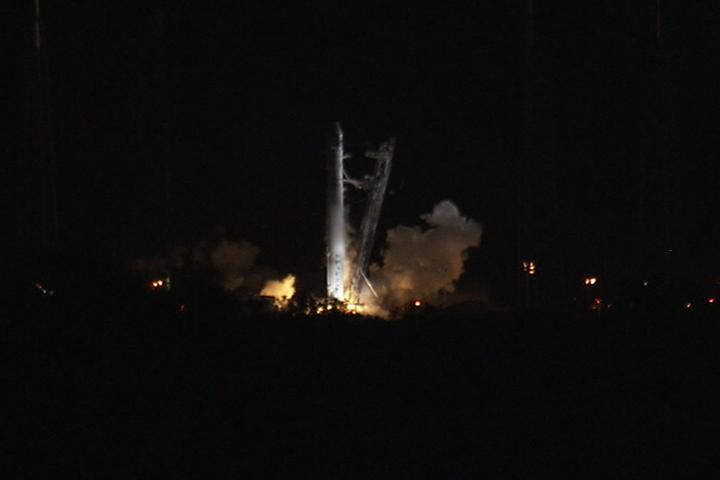 Falcon 9 Rocket