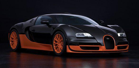 Fastest Supercar 2013 Bugatti
