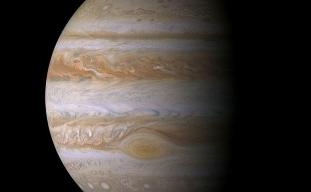 Jupiter Largest Planet of Solar System