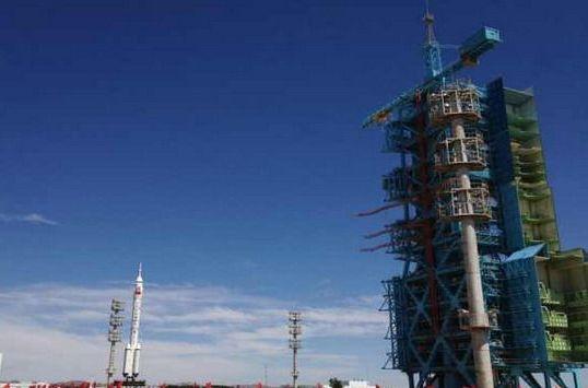 Shenzhou 9 Rocket