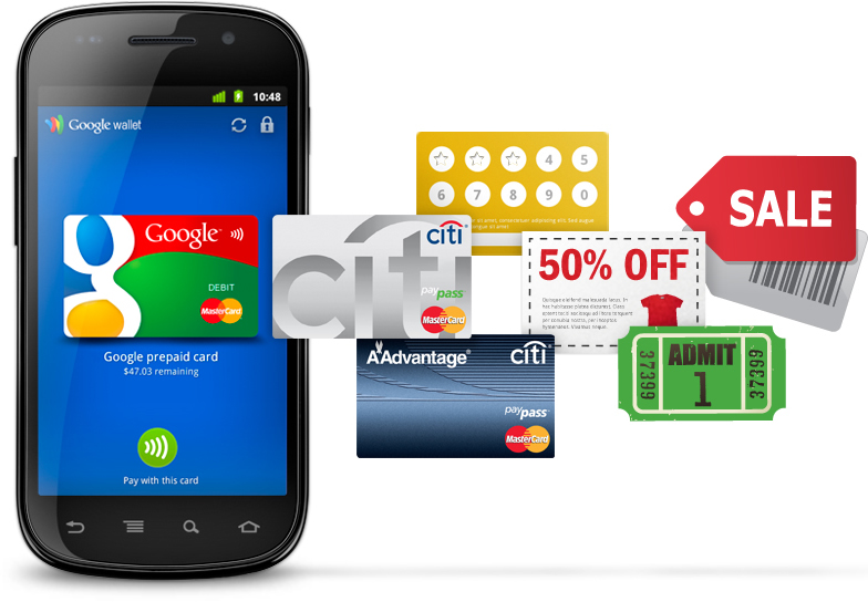 Google Electronic Payment System