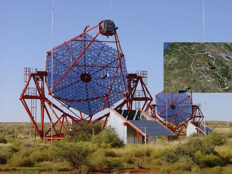 Gamma Ray Telescopes
