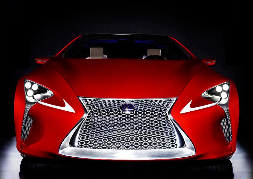 Lexus Supercar Concept LF-LC