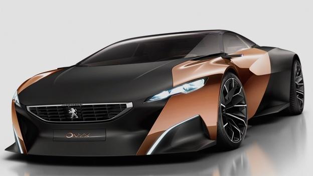Peugeot onyx 624